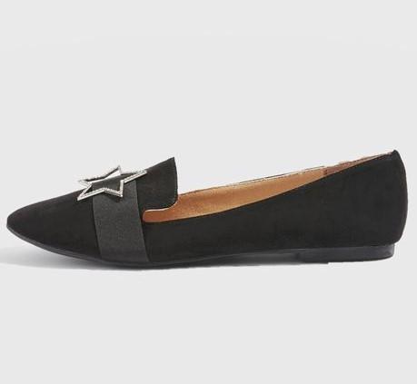 star black shoe